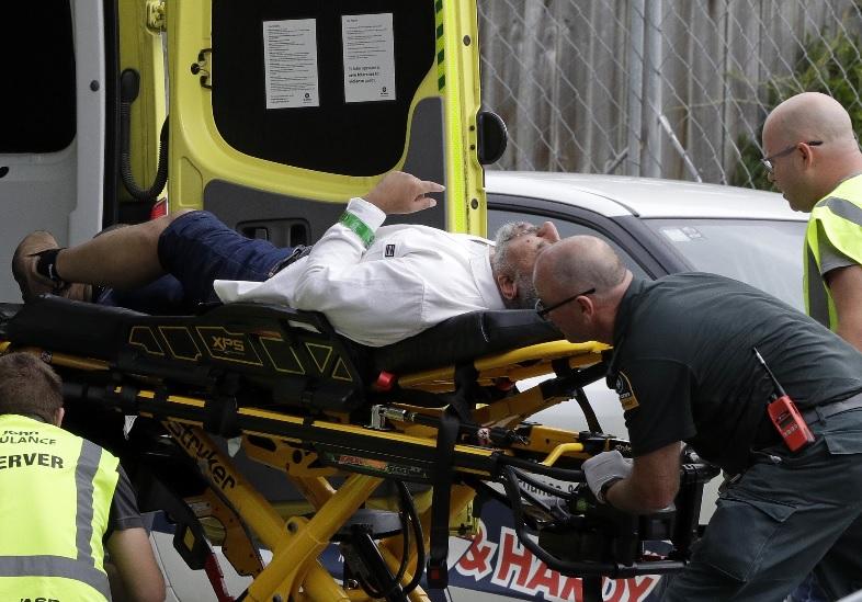 뉴질랜드, 이슬람 사원 총기 난사 사건