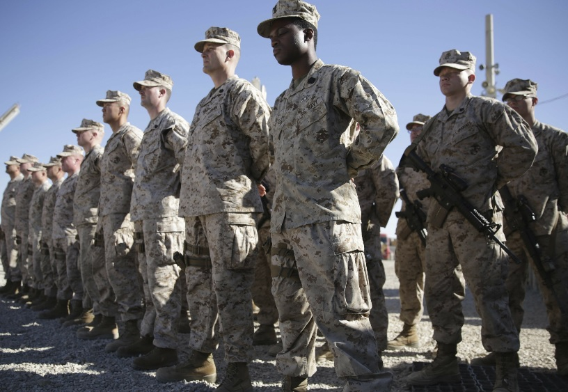 """미, 아프간에 """"일방적 미군 철수는 없을 것"""""""