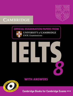 Cambridge IELTS 기출문제 8