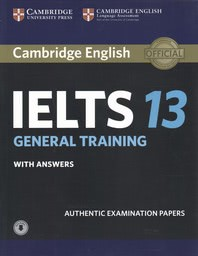 Cambridge IELTS 기출문제 13 - General Training