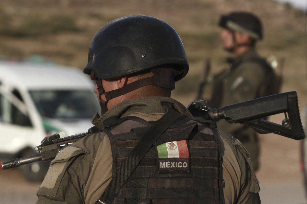 멕시코, 마약 카르텔 '미국인' 총격 사망