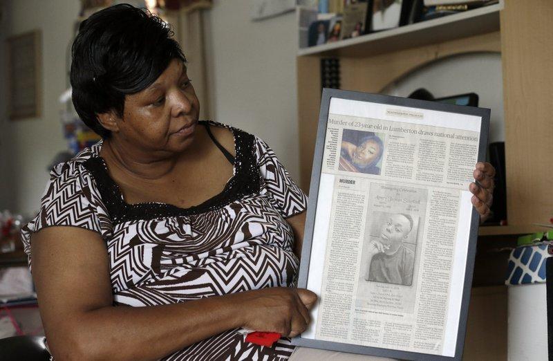 미 노스캐롤라이나주, 성전환 여성 살해