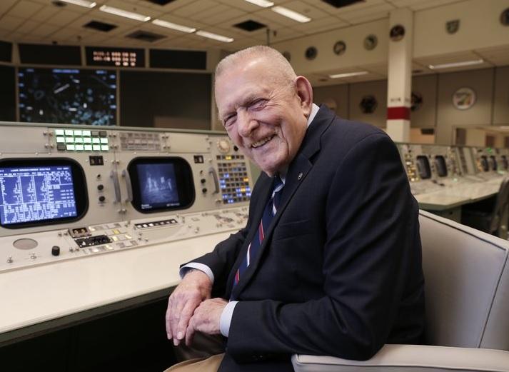 달 착륙 50주년, 휴스턴 관제 센터 복원 작업