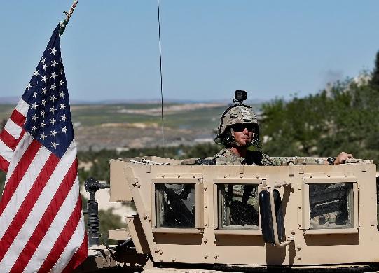 시리아 주둔 미군, 철수 시작 발표