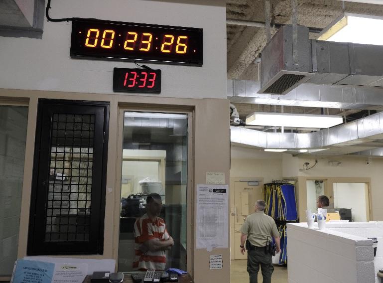 미, 교도소 수감자 자살 문제 심각