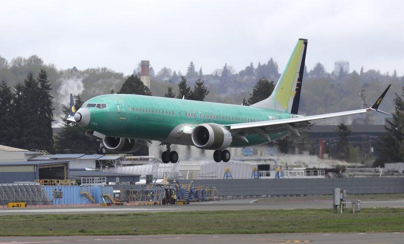 미 FAA, 보잉 737 맥스 직접 전수조사