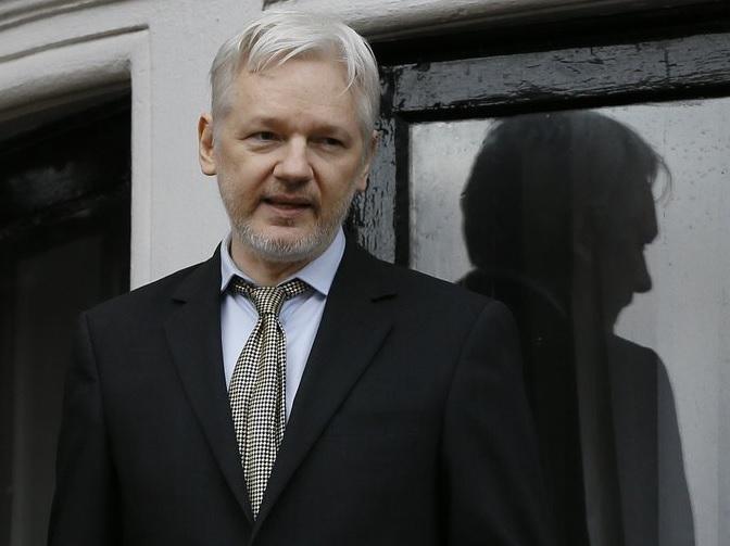 위키리크스 창립자 어산지, 결국 체포돼