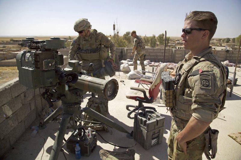 미, 이라크 내 '미군 철수' 대립