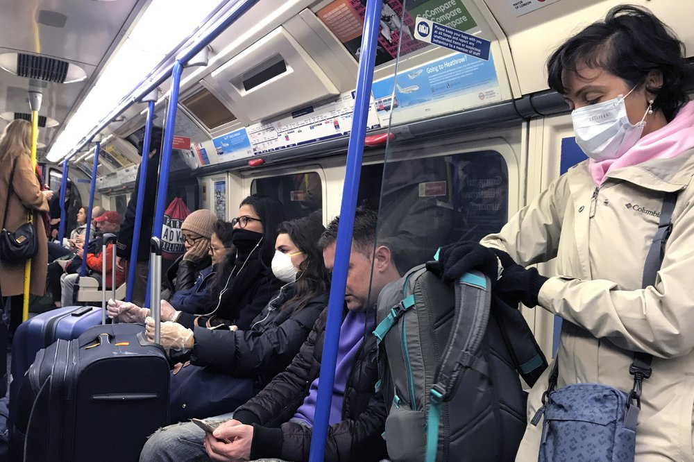영국 런던, 코로나19 대응 강화