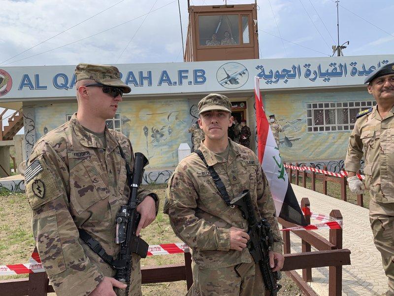 이라크 바그다드 그린존 로켓 2발 떨어져