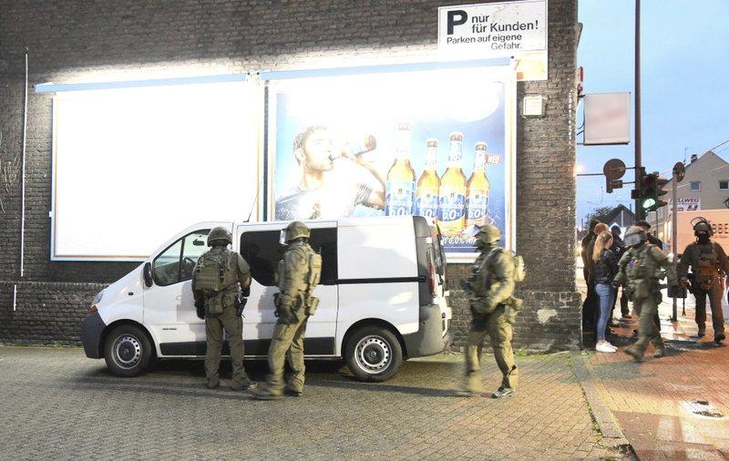 독일, 이슬람 잠재적 습격 배후 조사