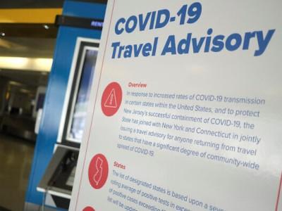 미국 입국 시, 코로나19 음성 확인서 의무화