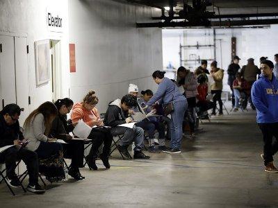 미, 주간 실업 수당 청구 건수 증가