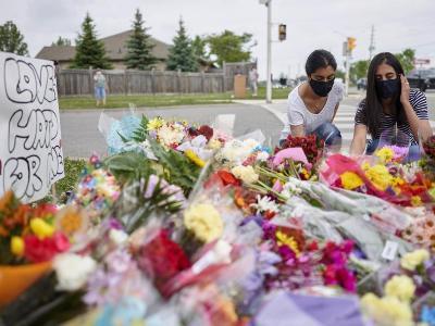 캐나다, 인도로 돌진한 트럭에 4명 사망