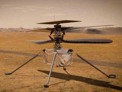 나사(NASA) 탐사선, 화성 착륙