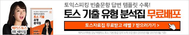 스피킹 토스분석집 무료배포