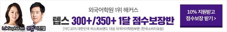 2019 9월 텝스 점수보장반
