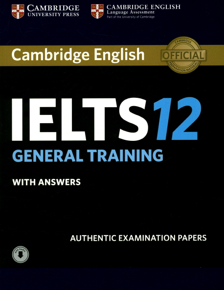 Cambridge IELTS 기출문제 12 - General