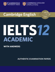 Cambridge IELTS 기출문제 12 - Academic