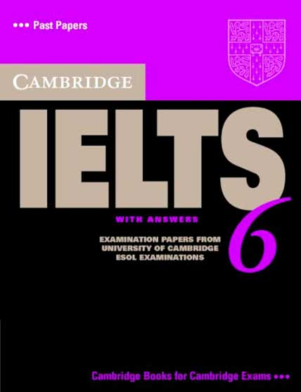 Cambridge IELTS 기출문제 6