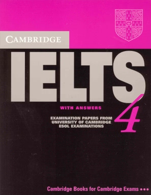 Cambridge IELTS 기출문제 4